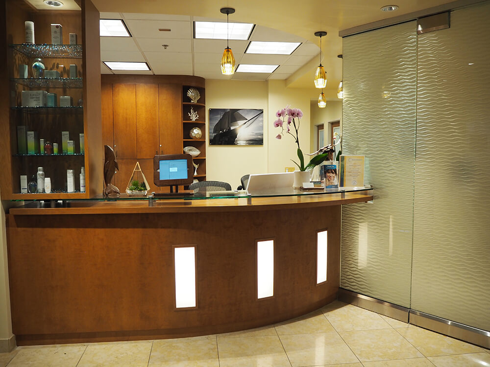 Skin & Vein Institute Office Entrance