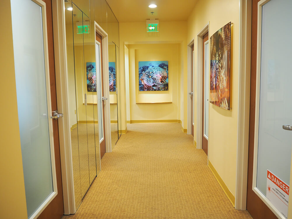 Comfortable areas of Skin & Vein Institute