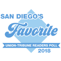 Dr. Amanda Lloyd, Favorite in the Best of SD readers poll 2018, badge