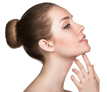Kybella injections for double chin encinitas ca, Woman's chin