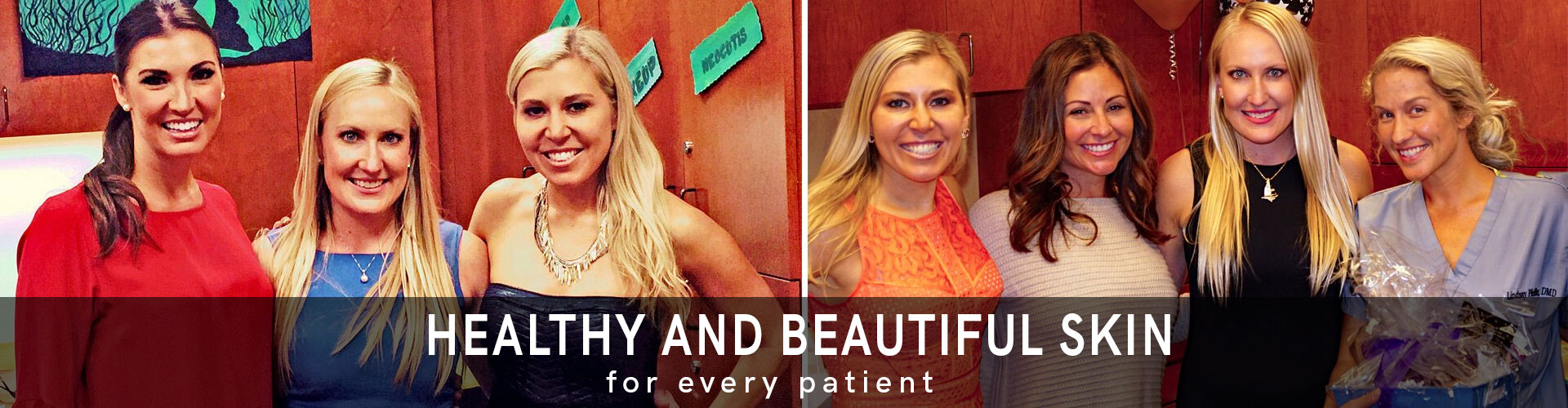 Healthy and Beautiful Skinfor every patient